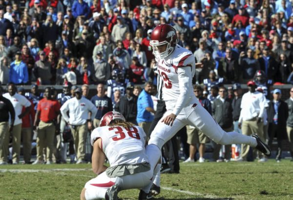 Arkansas's 24-point comeback against Ole Miss made school ...