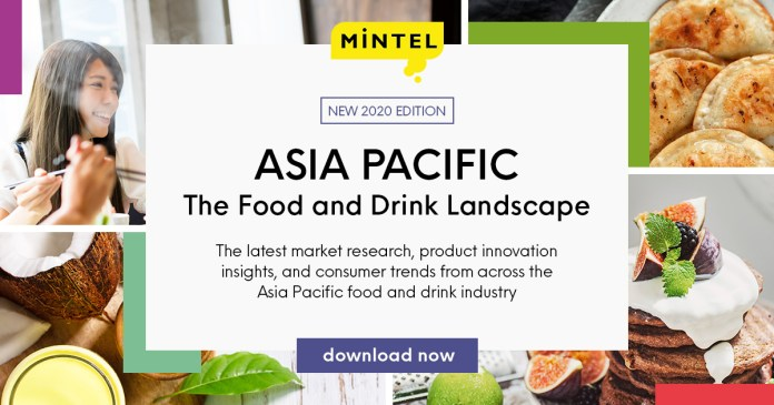 The Food And Drink Landscape Asia Pacific Mintel Com
