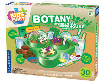 Botany Experimental Greenhouse Science Kit Kids First Level 2 Thames And Kosmos