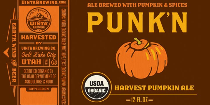 Punkn Ale From Uinta Brewing Tasting Review