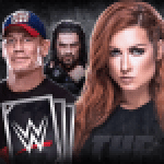 WWE SuperCard Multiplayer Card Battle Game 4.5.0.4733949 APK MODs Unlimited Money Hack Download for android