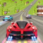 Crazy Car Traffic Racing Games 2020 New Car Games 7.0.5 APK MODs Unlimited Money Hack Download for android