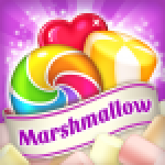 Lollipop Marshmallow Match3 4.4.0 APK MODs Unlimited Money Hack Download for android