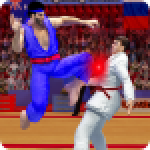 Tag Team Karate Fighting Tiger World Kung Fu King 1.8.0 APK MODs Unlimited Money Hack Download for android