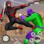 Ninja Superhero Fighting Games City Kung Fu Fight 5.9 APK MODs Unlimited Money Hack Download for android