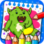 Fantasy – Coloring Book Games for Kids 1.19 APK MODs Unlimited Money Hack Download for android