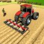 Real Tractor Driver Farm Simulator -Tractor Games 1.2 APK MODs Unlimited Money Hack Download for android