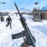 Army shooting game Commando Games 4.18 APK MODs Unlimited Money Hack Download for android
