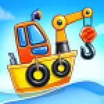 Game Island. Kids Games for Boys. Build House 2.3.1 APK MODs Unlimited Money Hack Download for android