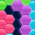 Hexa Block Puzzle 1.88 APK MODs Unlimited Money Hack Download for android