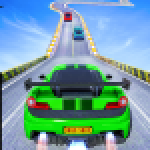 Impossible Track Car Driving Games Ramp Car Stunt 1.5 APK MODs Unlimited Money Hack Download for android