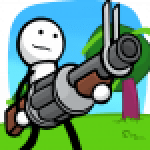 One Gun Stickman 1.95 APK MODs Unlimited Money Hack Download for android
