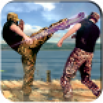 Army Battlefield Kung Fu New Fighting Games 2020 1.3 APK MODs Unlimited Money Hack Download for android