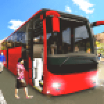 Bus Simulator Hill Coach Driving Bus Sim 1.0 APK MODs Unlimited Money Hack Download for android