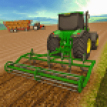 Modern Farming Simulation Tractor Drone Farming 3.1 APK MODs Unlimited Money Hack Download for android