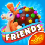 Candy Crush Friends Saga APK MODs Unlimited Money Hack Download for android