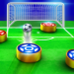 2021 Soccer Stars Strikes Free Football Pool 1.6 APK MODs Unlimited Money Hack Download for android
