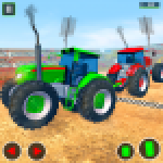 Real Tractor Truck Demolition Derby Games 2021 1.5 APK MODs Unlimited Money Hack Download for android