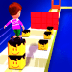 Cube Tower Stack 3D APK MODs Unlimited Money Hack Download for android