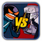 FNF Friday Night Funny Mod Vs Mod Whitty Vs Ruv APK MODs Unlimited Money Hack Download for android