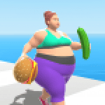 Fat 2 Fit APK MODs Unlimited Money Hack Download for android
