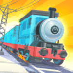 Train Builder – Train simulator driving Games APK MODs Unlimited Money Hack Download for android