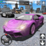 City Furious Car Driving Simulator APK MODs Unlimited Money Hack Download for android