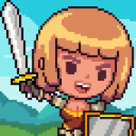Dungeon Winners RPG Retro Pixel Online Roguelike APK MODs Unlimited Money Hack Download for android