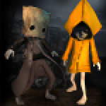 Little scary Nightmares 2 Creepy Horror Game APK MODs Unlimited Money Hack Download for android