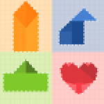 Paper Folding Puzzle APK MODs Unlimited Money Hack Download for android
