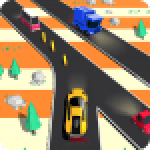 Traffic Car Run 2D Special Edition APK MODs Unlimited Money Hack Download for android