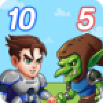 Hero Tower Wars – Math Puzzle APK MODs Unlimited Money Hack Download for android