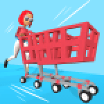 Cart Pusher 1.5 APK MODs Unlimited Money Hack Download for android