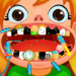 Fun Mouth Doctor Dentist Game 2.64.2 APK MODs Unlimited Money Hack Download for android