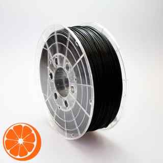 Hot Orange 3D - 1.75mm Zwart PLA