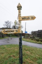 All roads lead to water and cheese in Somerset.