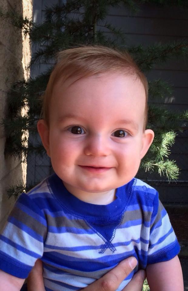 Parker - Linda's grandson