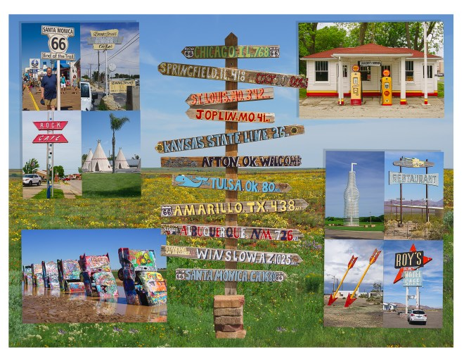 Route 66 Highlights