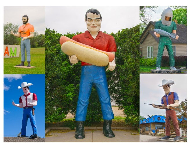 Route 66 Giants