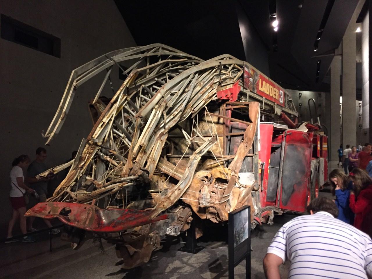 911 memorial/museum.