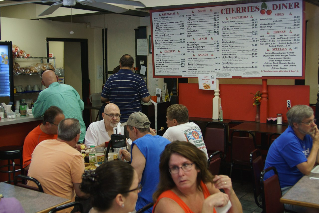 Cherry's Diner - Downtown Pittsburgh, PA
