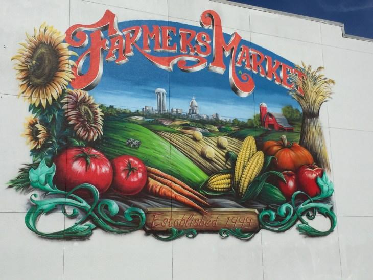 Farmer's Market in Springfield, IL