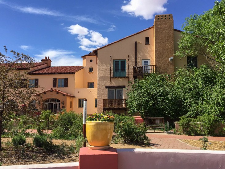 La Posada Hotel - Winslow, Arizona