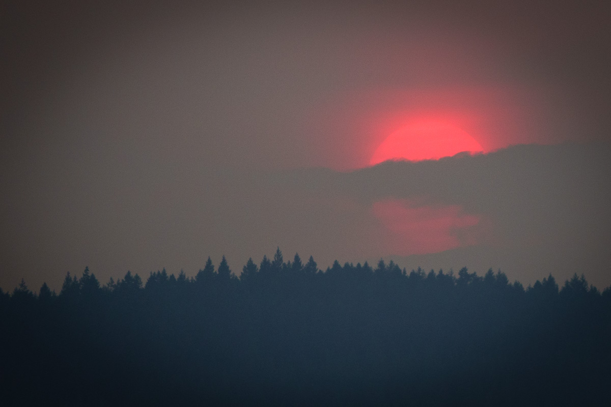 20180824_Hood Canal Smoky Sunset__RXX3183