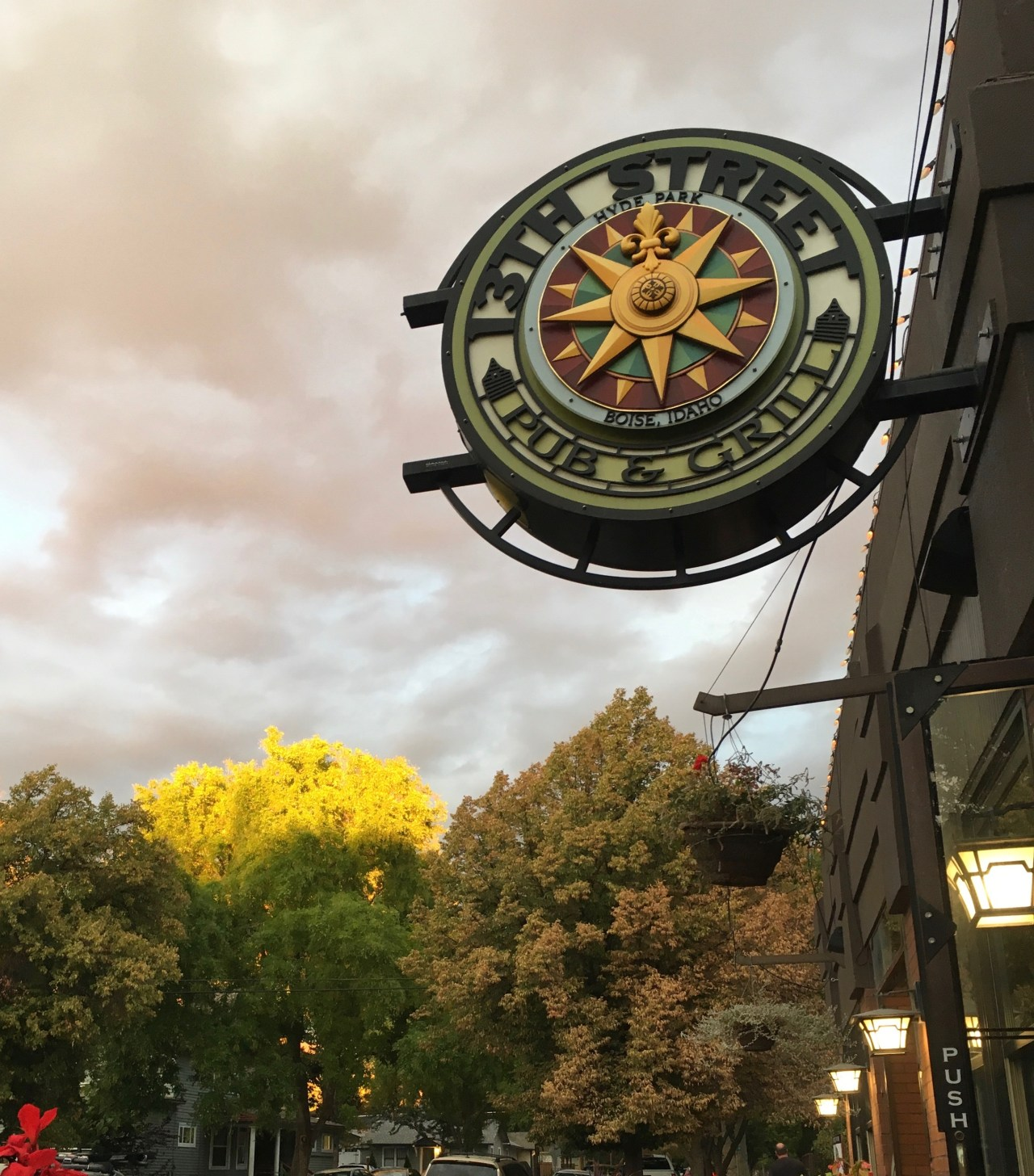 13th Street Pub and Grill. Boise, Idaho