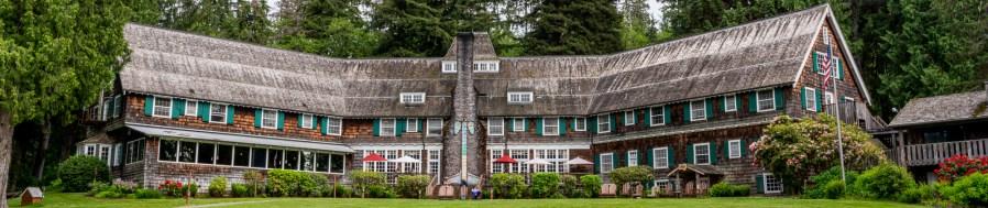 Trip to Washington and B.C.: Lake Quinault