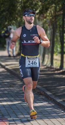 Le triathlon d'Oupeye belgique sprint