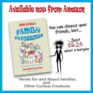 Family Favourites: The humorous verse of Flitt & Folio