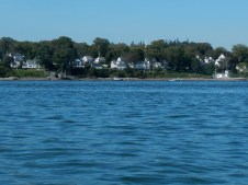 The town of Castine