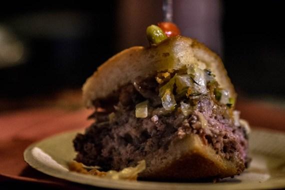 Mariposa Latin Inspired Grill Gringo Burger